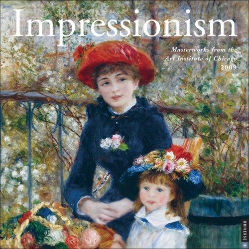 Impressionism: 2009 Wall Calendar