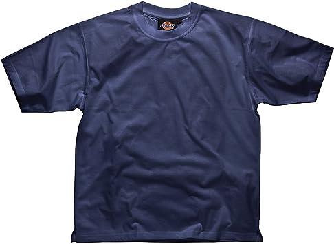 Dickies SH34225 - Camiseta de algodón, Hombre, Color Azul Marino, tamaño XL - 48