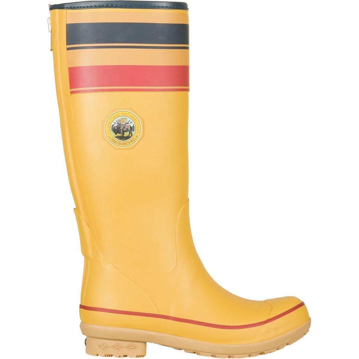 Pendleton NATIONAL PARK TALL RAIN BOOTS B0776ZM98S 7 B(M) US|Yellowstone Yellow