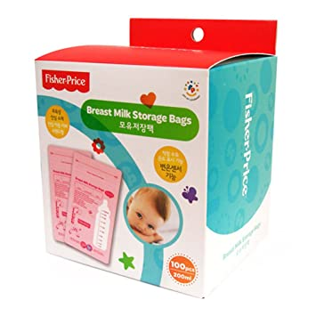 Amazon.com: Fisher-Price Leche Materna Bolsas de ...