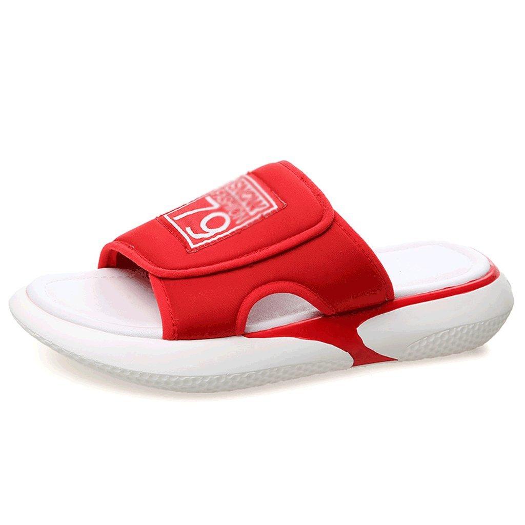 Zapatillas de Señora Verano Moda Antideslizante Beach Shoes Deportes Ocasionales Durables (Tamaño : 5.0) 5