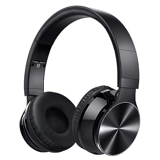 207 opinioni per Bluetooth Cuffie Stereo OMorc Wireless Pieghevole Auricolari Senza Fili