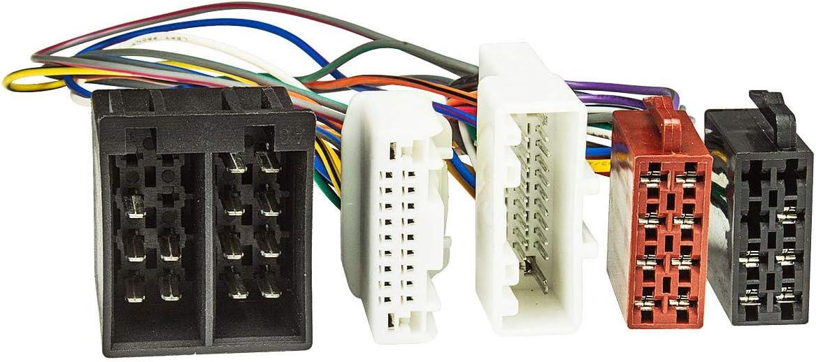Tomzz Audio 7353 000 T Kabel Iso Passend Für Subaru Elektronik