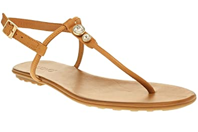 6188, Womens T-Bar Sandals Inuovo