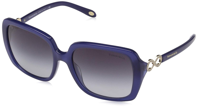 Tiffany 0TY4110B 81923C 55, Gafas de sol para Mujer, Azul ...