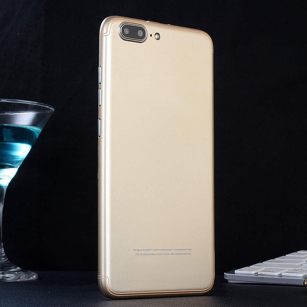 Matoen R11 Plus Android 5.1--5.5 inch Smartphone 512MB+4G - Standard - US Standard Plug WiFi Bluetooth Dual Smartphone (Gold) by Matoen (Image #6)