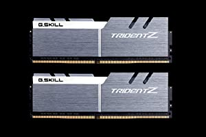 G.SKILL 32GB (2 x 16GB) TridentZ Series DDR4 PC4-32000 4000MHz Intel Z370 Desktop Memory Model F4-4000C19D-32GTZSW