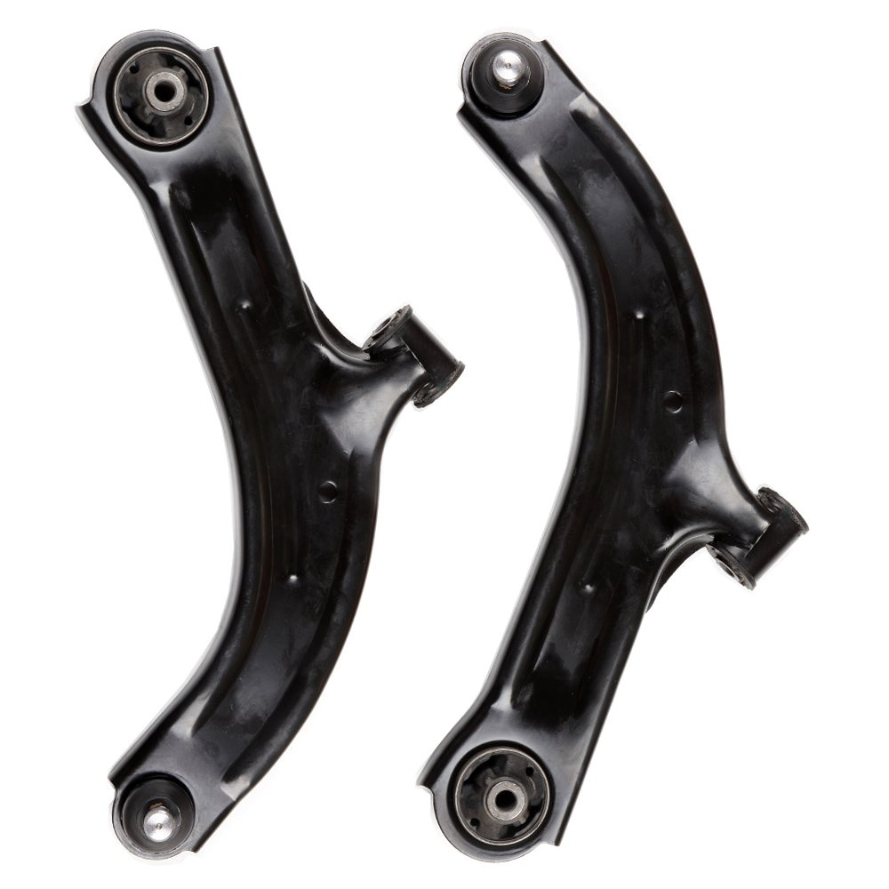 ECCPP Front Passenger Driver Side Lower Control Arm and Ball Joint for 2009-2014 Nissan Cube 2007-2012 Nissan Versa 2pcs K620566 K620567 809881-5211-1935181061