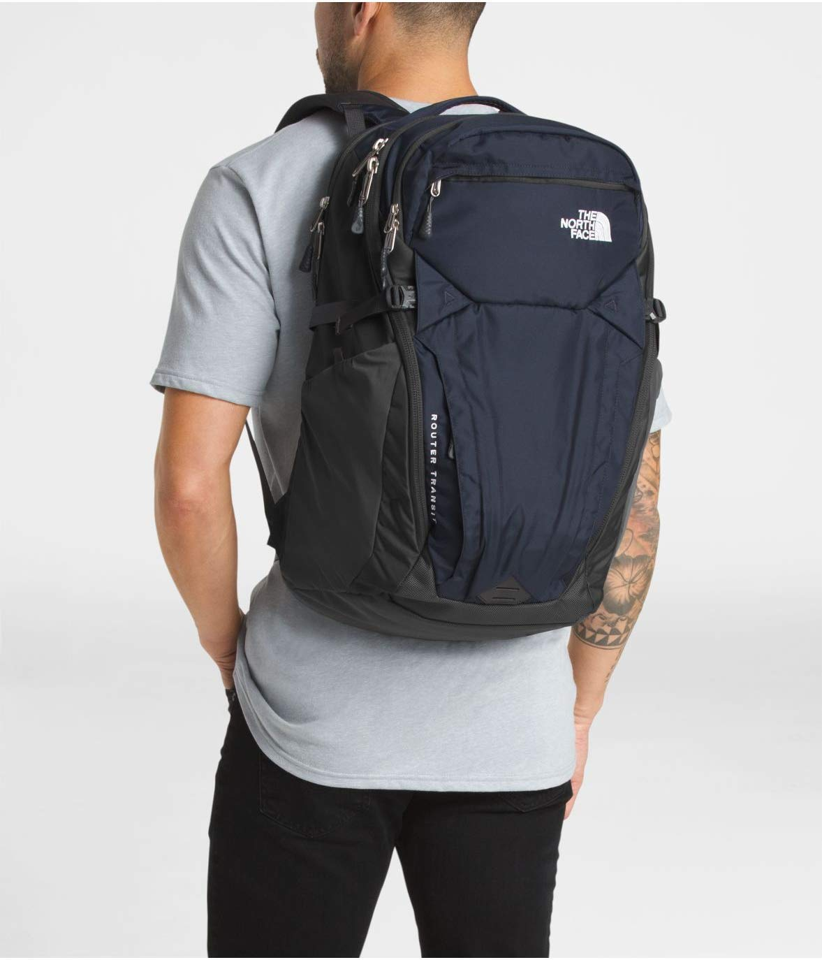 new product meet limited guantity The North Face Router Transit Backpack, NF0A3KXK, One Size ...