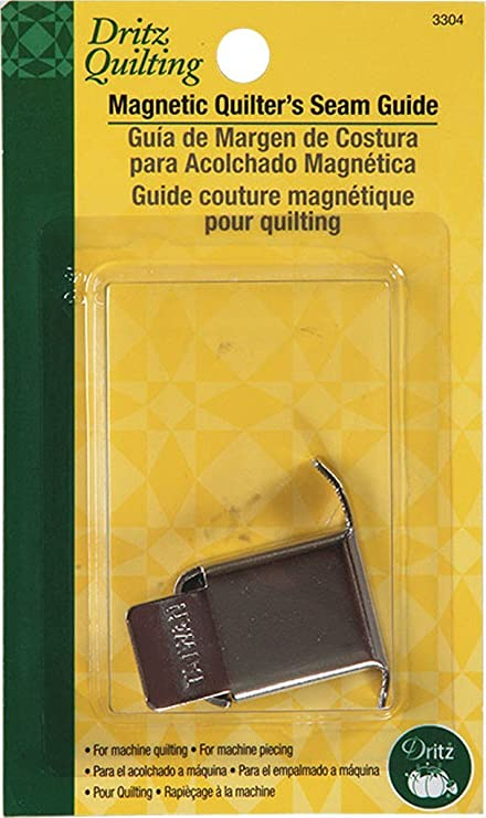 Dritz Quilting Magnetic Seam Guide