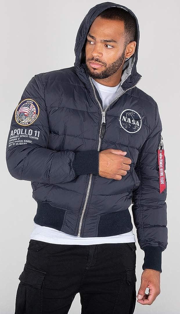 Alpha Vêtements 11 Industries Et Puffer Hooded Doudoune rnzZWw1rT