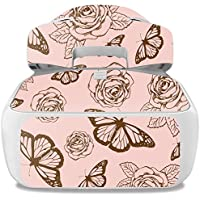 Skin For DJI Goggles – Butterfly Garden | MightySkins Protective, Durable, and Unique Vinyl Decal wrap cover | Easy To Apply, Remove, and Change Styles | Made in the USA