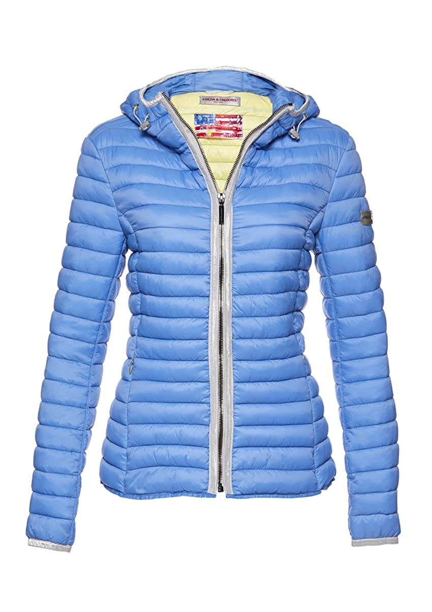 DAUNENJACKE FAKE 477 STEPPJACKE FRIEDAFREDDIES2734 FAKE n0OPwk