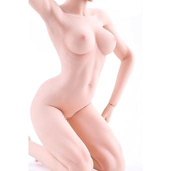 OBEST【TBLeague】 1/6スケール 超柔軟性 シームレス 女性素体PLMB2017-S22A ボディービルダータイプ ペールシリーズ バストサイズM 白色肌 アジ...