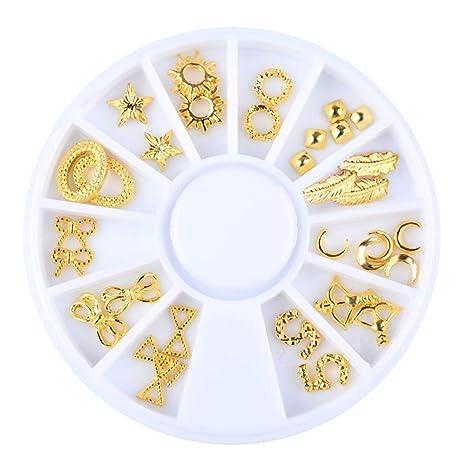 Kanggest.decoración de uñas Arte para Mujer DIY Adorno ...