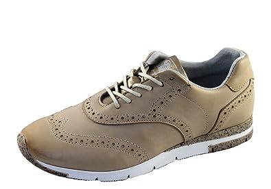 Post Xchange Damen Schuhe Shoe Sneaker Gr 36 41 Mira beige