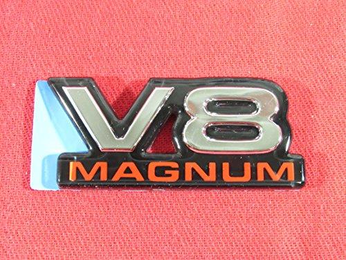v8 magnum emblem dodge - 1