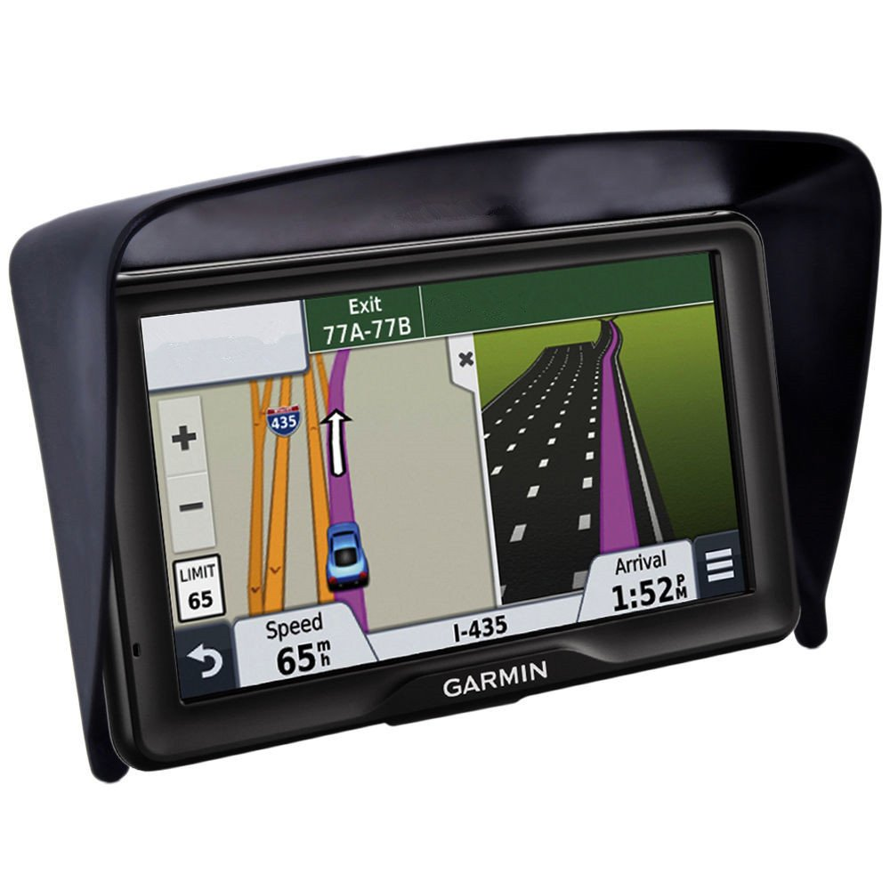 Birthday Gift Anti Reflective Sun Shade for 7 Inch GPS for Most Kind of GPS Gift Navigator GPS