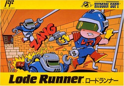 ファミコン版ロードランナー