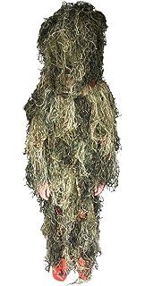 Amazon.com: BUG-L - Traje de camuflaje militar 3D, ropa de ...