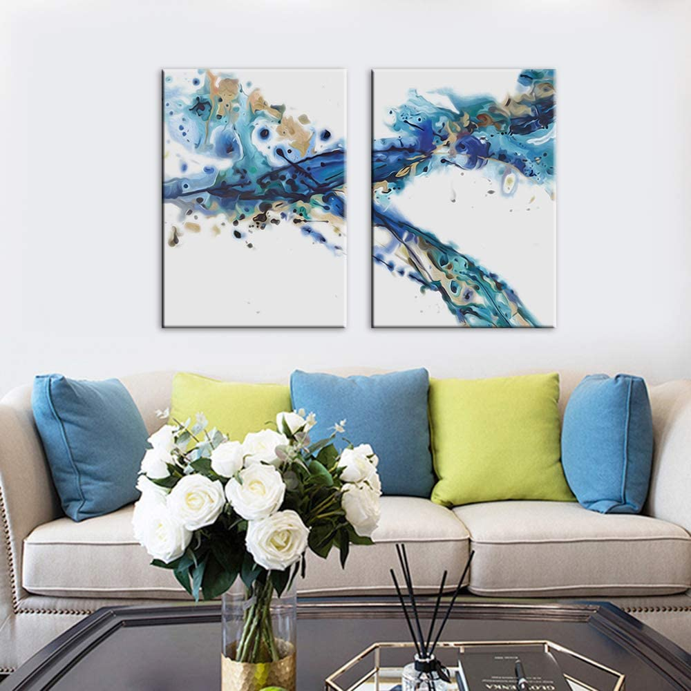 Customized your Photo Picture Canvas Print Painting Framed Home Decor Wall Art