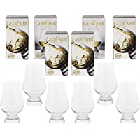 Glencairn Crystal Whiskey Glass, 6 Pack Gift Set