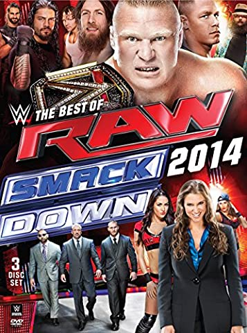 WWE: Best of Raw and Smackdown 2014 (Wwe Best Of Raw Dvd)