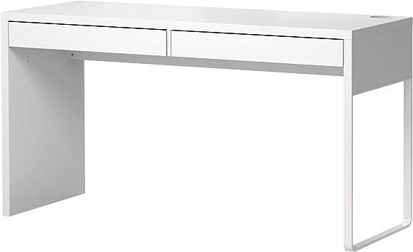 IKEA desk, White/