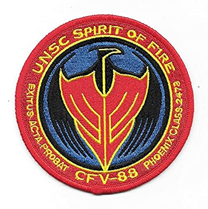 Halo UNSC Spirit Of Fire 4