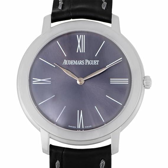 Audemars Piguet Jules Audemars mechanical-hand-wind Mens Reloj 15172or. OO. 127 (Certificado) de segunda mano: Audemars Piguet: Amazon.es: Relojes