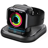 Charging Stand for Apple Watch, Portable Watch Charger Stand with Charging Cable, Magnetic Wireless Charging Stand Compatible