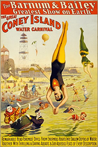 Old Circus Posters - 4