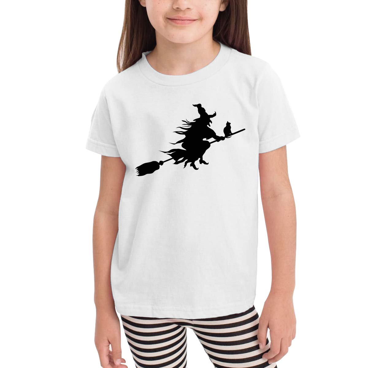 Onlybabycare Witch Evil 100/% Cotton Toddler Baby Boys Girls Kids Short Sleeve T Shirt Top Tee Clothes 2-6 T