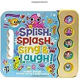 Splish, Splash, Sing & Laugh: Interactive Children's Sound Book (5 Button Sound)