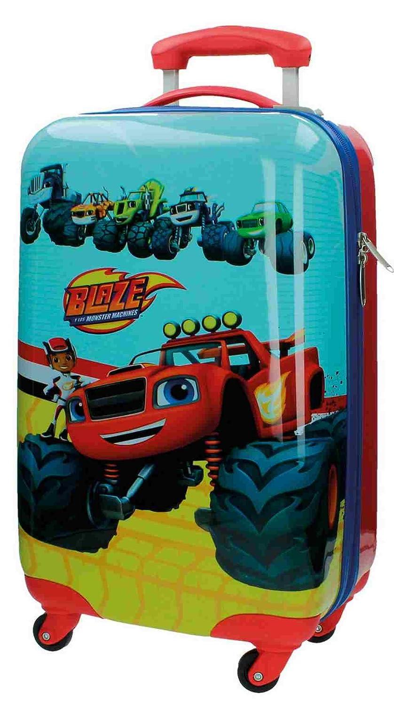 Blaze Kabinenkoffer Maschinen Kindergepäck, 33 Liter, Rot