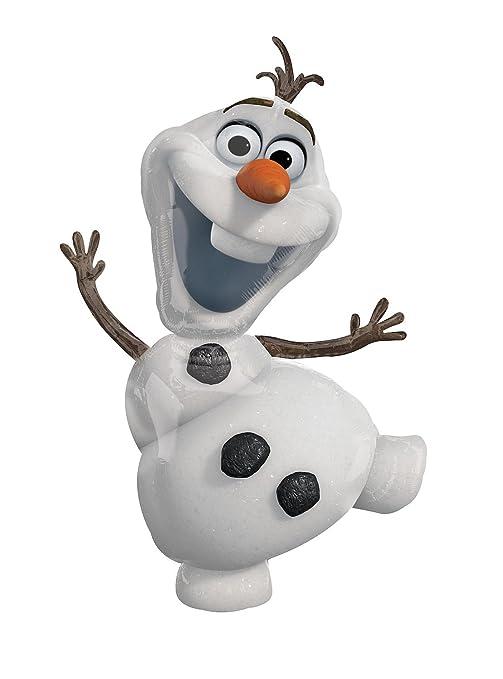 58 opinioni per Palloncino Olaf Frozen Supershape 58x104 cm SGONFIO