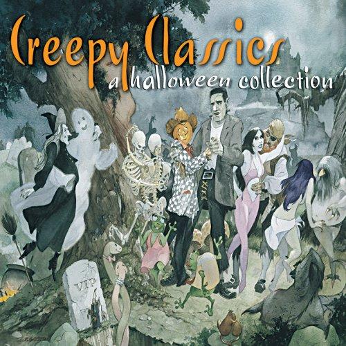 Creepy Classics: A Halloween Collection (Creepy Rock Songs Halloween)