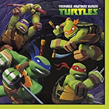 TMNT Luncheon Napkins [16 Per Pack]