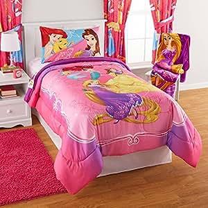 Amazon com: Disney Princess Bedazzling Princess Reversible