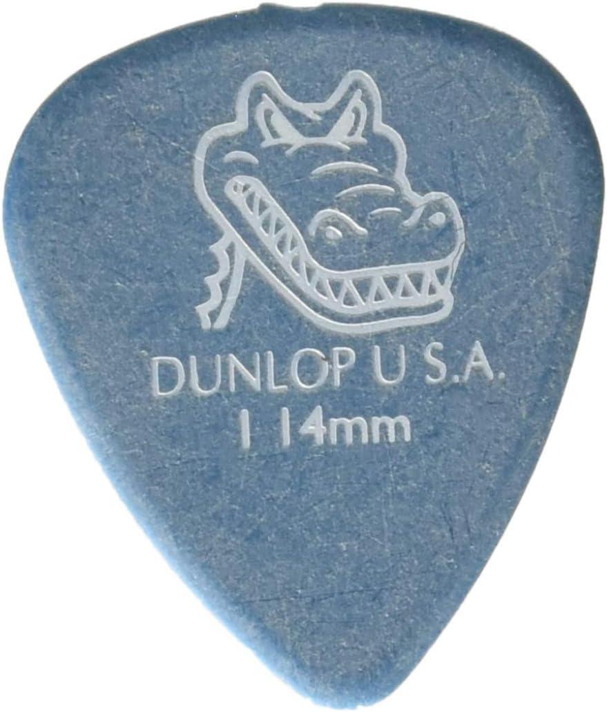 417P.96 Dunlop Guitar Picks  12 Pack  Gator Grip  .96mm  Heavy