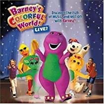 Barney's Colorful World: Live