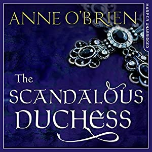 The Scandalous Duchess Audiobook