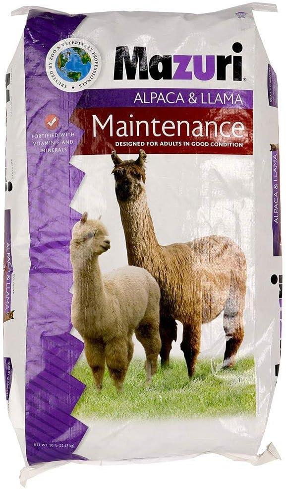 Alpaca and Llama Maintenance 50 Pounds