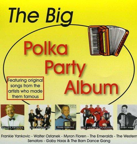 (The Big Polka Party Album)