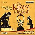 Des Kaisers Nachtigall Hörspiel von Hans Christian Andersen Gesprochen von: Gert Westphal, Will Quadflieg