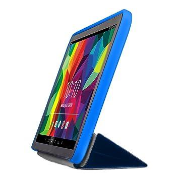 """Woxter Cover Tab 70 N Blue - Funda para Tablet Serie N70 de 7"""" con Sistema de Cierre magnético, Color Azul"""