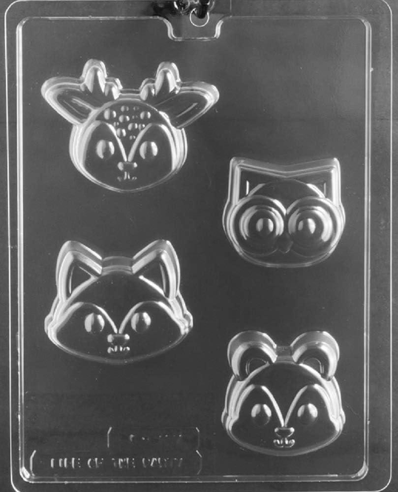"/""Fox/"" plastic soap mold soap making mold mould"