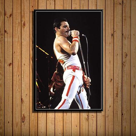 zxddzl El Legendario Cantante de Rock Star Art Pintura 38 42 ...