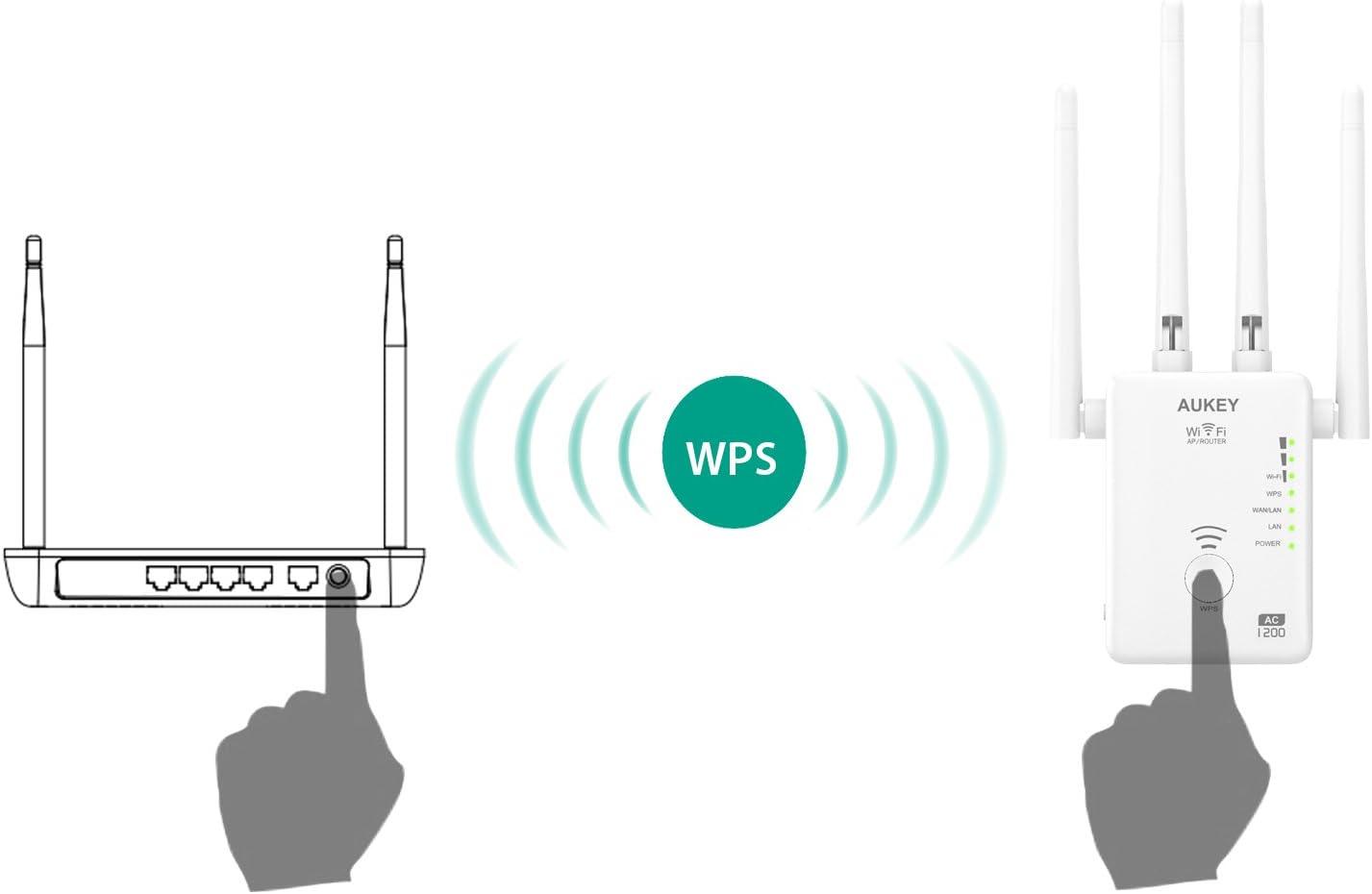 Emparejar el router Wifi con su amplificador