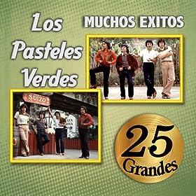 Amazon.com: El Rostro Mio: Los Pasteles Verdes: MP3 Downloads